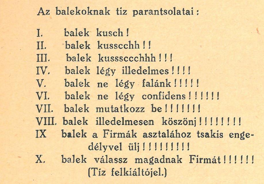 balektízparancsolat_selmeci hagyományok